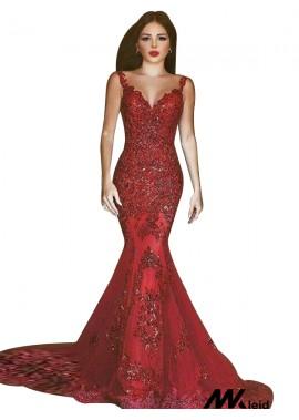 Mkleid Mermaid Long Prom Evening Dress T801524703825