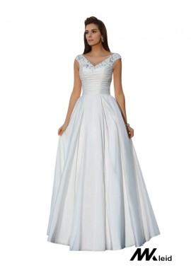 Mkleid 2021 Beach Wedding Dresses T801524715235