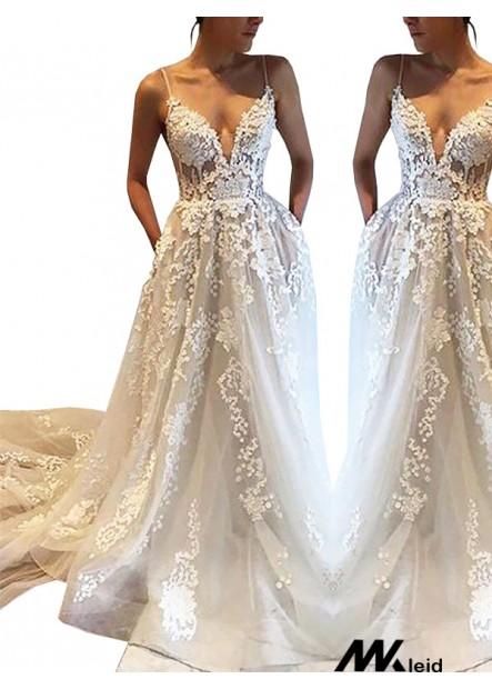 Mkleid 2021 Beach Wedding Dresses T801524714695