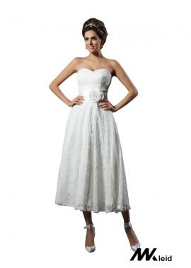 Mkleid 2021 Short Lace Wedding Dress T801524715533