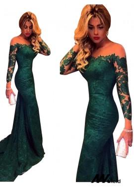 Mkleid Sexy Mermaid Long Prom Evening Dress T801524703707