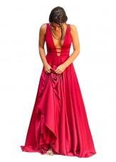 Mkleid Classy Long Prom Evening Dress T801524703575