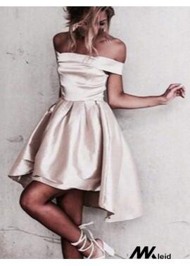 Mkleid Short Homecoming Prom Evening Dress T801524710122