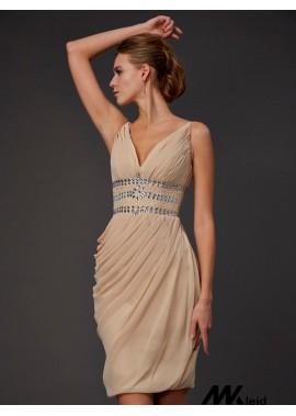 Mkleid Short Homecoming Prom Evening Dress T801524710347