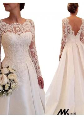 Mkleid 2020 Wedding Dress T801524714610