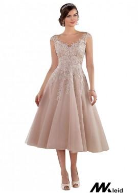 Mkleid Short Wedding Dress T801525338149