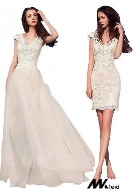 Mkleid Beach Short Wedding Dresses T801525317586