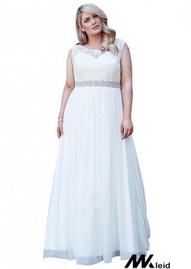 Mkleid Plus Size Wedding Dress T801525320467