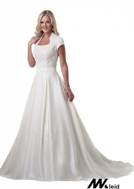 Mkleid Plus Size Wedding Dress T801525333862