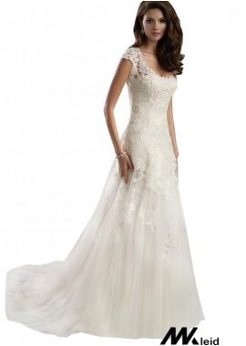 Mkleid Beach Wedding Dresses T801525320475