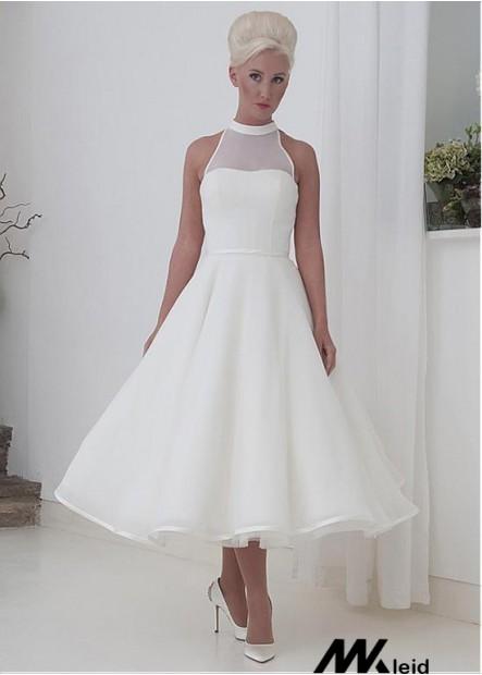 Mkleid Short Wedding Dress T801525385292