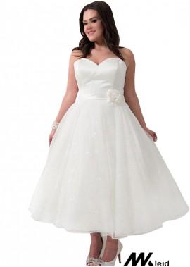 Mkleid Short Plus Size Wedding Dress T801525317605