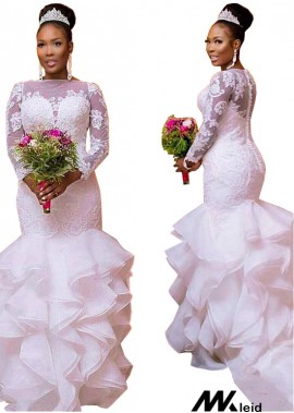 Mkleid Plus Size Wedding Dress T801525318282