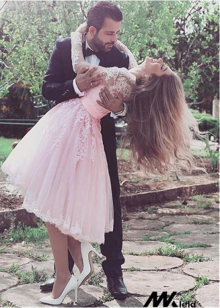 Mkleid Short Wedding Dress T801525336401